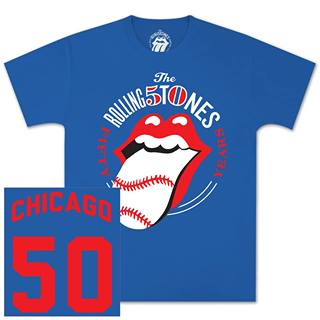 rolling stones chicago