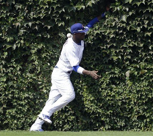 Dodgers Cubs Baseball 1