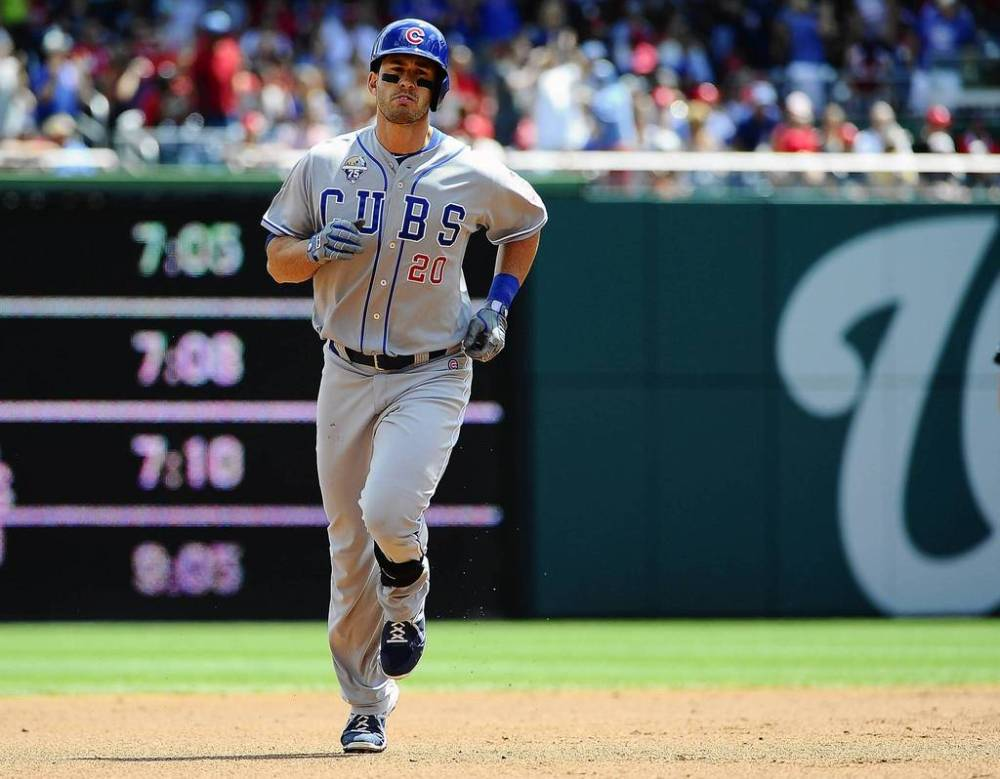 MLB: Chicago Cubs at Washington Nationals