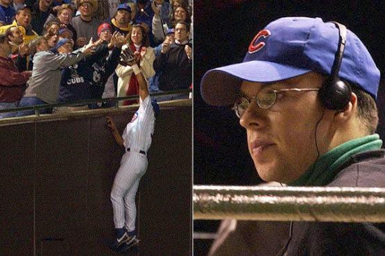 Chicago Cubs, Steve Bartman