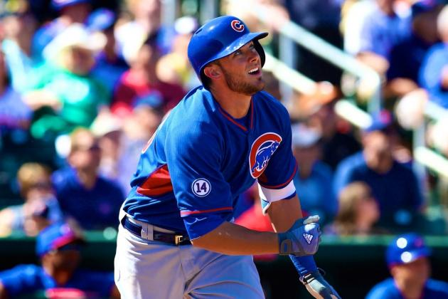 Kris Bryant, Spring Training, Chicago Cubs