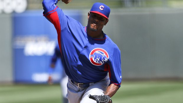Edwin Jackson, Chicago Cubs, baseball