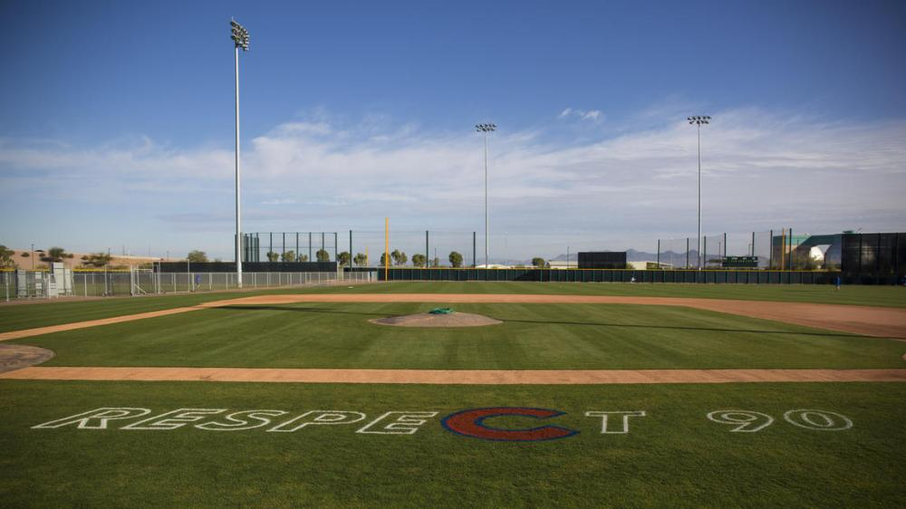 Chicago Cubs, Spring Training, baseball