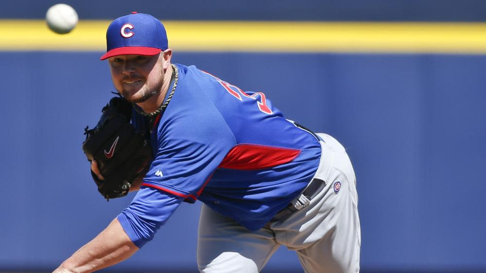 Jon Lester, St. Patrick's Day, Chicago Cubs
