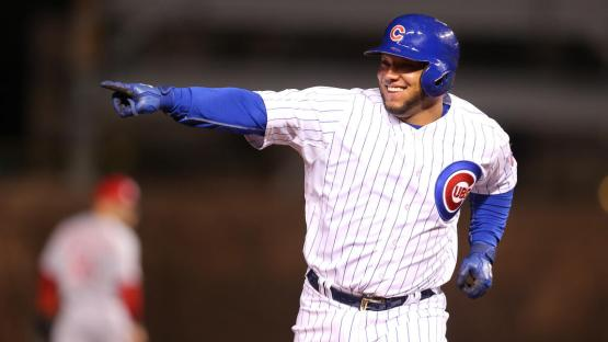 Chicago Cubs Welington Castillo