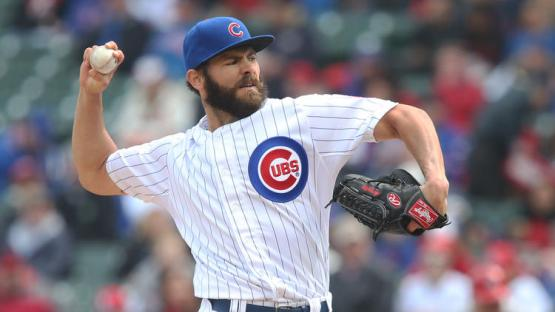 Jake Arrieta, Chicago Cubs, Wrigley Field, Baseball