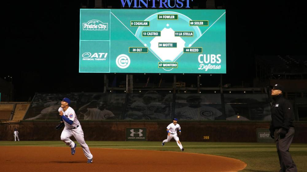 Chicago Cubs, Opening Night
