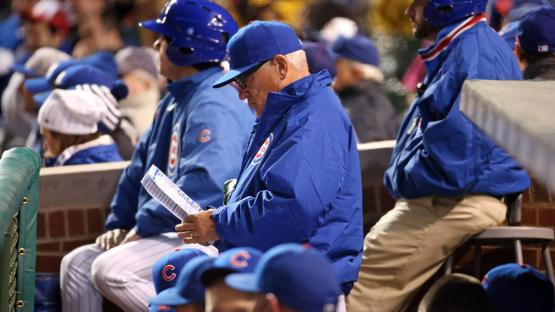 Chicago Cubs, Opening Night, Joe Maddon