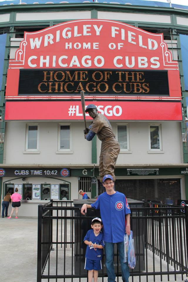 Canuck Cubbie in Chicago