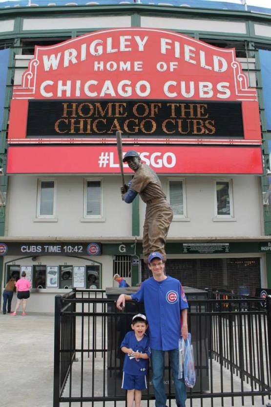 Canuck Cubbie in Chicago
