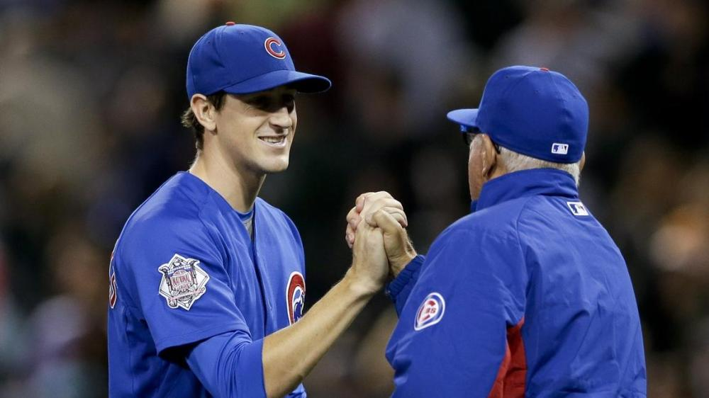 Kyle Hendricks Chicago Cubs