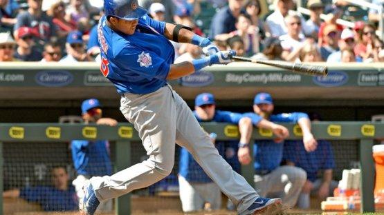 Chicago Cubs Starlin Castro