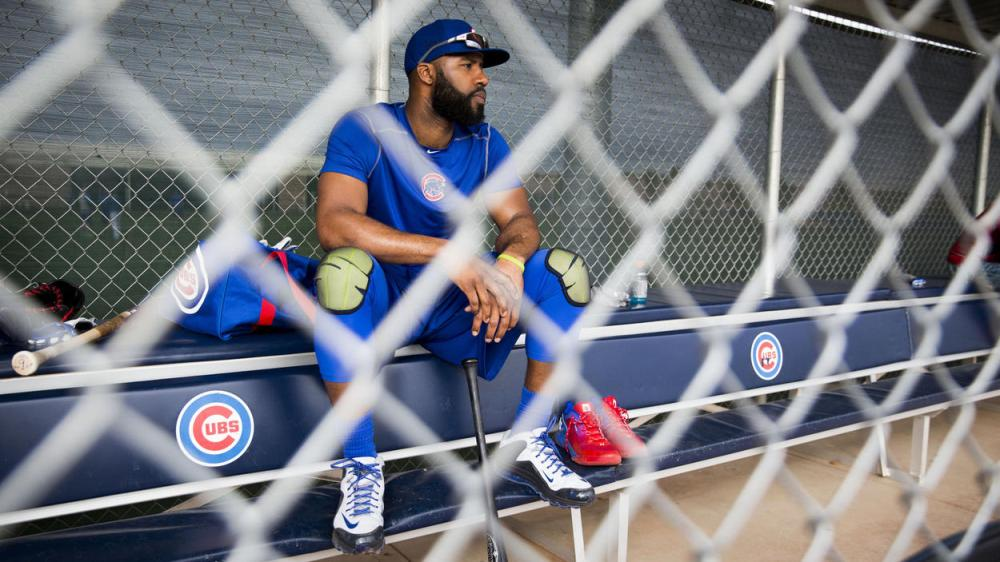 Jason Heyward, Chicago Cubs